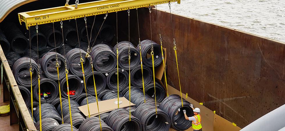 wire cargo